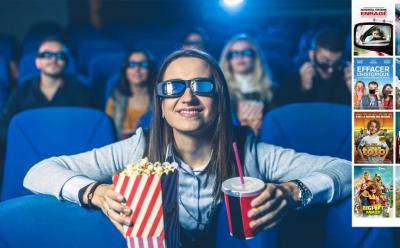 Cinéma, jusqu'à -40 %