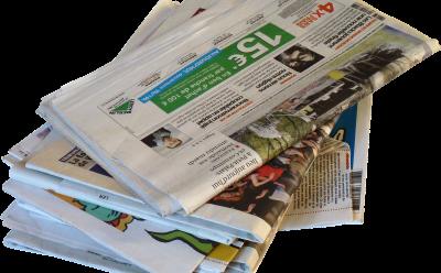 Journaux et magazines : jusqu'à – 80 %